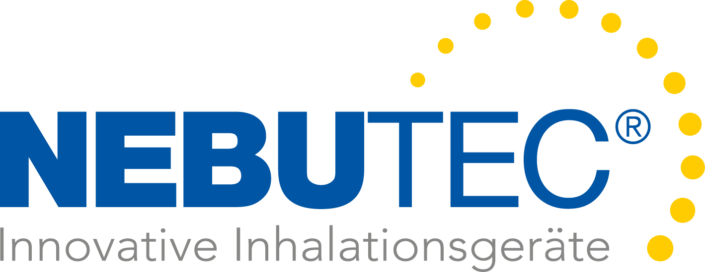 NEBU-TEC Innovative Inhalationsgeräte Logo